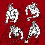 Vikings. Stock Photos