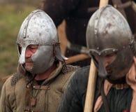 vikings Fotografía de archivo