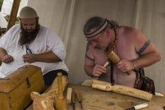 Vikings Festiwal Royalty Free Stock Photo