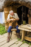 Vikings Festiwal. In Wolin, Poland 3 August - 5 August 2012 Stock Photo