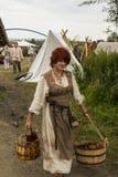 Vikings Festiwal Royalty Free Stock Images