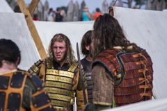 Vikings Festiwal. In Wolin, Poland 3 August - 5 August 2012 Royalty Free Stock Photography
