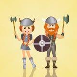 Vikings Stock Photos