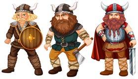 Vikings Stock Image