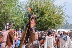 Vikings Royalty Free Stock Photo