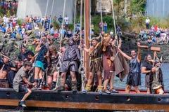 Vikings Stock Images