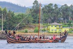 Vikings Royalty Free Stock Images
