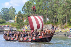 Vikings Royalty Free Stock Images