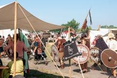 The Vikings Royalty Free Stock Photos
