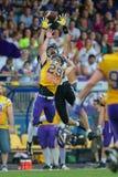 Vikings vs. Panthers Stock Photography