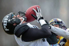 Vikings vs. Panthers Stock Photos