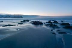 Vikten Beach - Lofoten Beach, Norway Royalty Free Stock Images