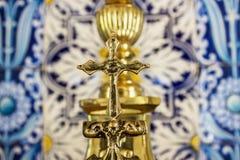 Viktig av korset royaltyfri foto