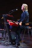 Viktor Drobysh führt am Klavier auf Stadium während des Jahr-Geburtstagskonzerts Viktor Drobyshs 50. bei Barclay Center durch Stockbilder