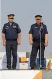 Viktor Gumenny and Viktor Bondarev Stock Photo