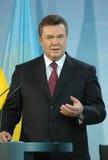 Viktor Janukowitsch Stock Image