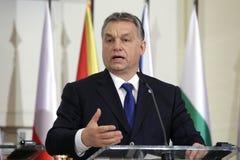 Viktor Orban Stock Images