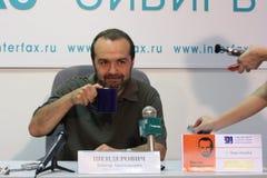 Viktor Shenderovich stock photography