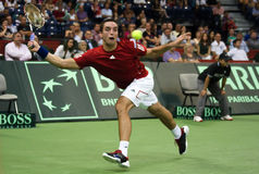 Viktor Troicki-1 Royalty Free Stock Photo