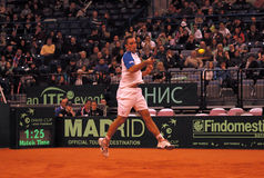 Viktor Troicki-2 Royalty Free Stock Photography