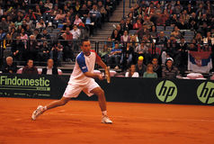 Viktor Troicki-3 Stock Photography
