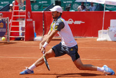 Viktor Troicki ATP Tennis player Stock Photography