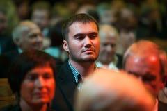 Viktor Viktorovych Yanukovych Royalty Free Stock Photo