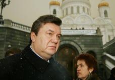 Viktor Yanukovych Royalty Free Stock Images