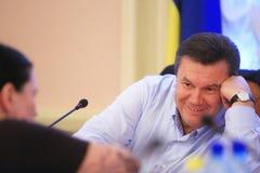 Viktor Yanukovych Stock Photos
