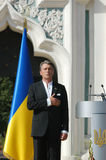 Viktor Yushchenko Imagens de Stock