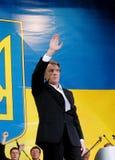 Viktor Yushchenko Imagens de Stock Royalty Free