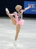 Viktoria HELGESSON (SWE) Fotografia de Stock