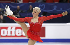 Viktoria HELGESSON (SWE) Fotografie Stock
