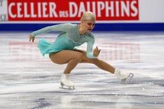 Viktoria HELGESSON (SWE) Stock Photo