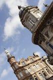Viktorianische Architektur Stockfoto