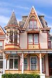 Viktorianische Architektur lizenzfreies stockbild