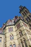 Viktorianische gotische Art-Architektur Stockbild