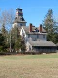 Viktorianische Villa Lizenzfreie Stockbilder