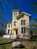 Viktorianische Villa Lizenzfreies Stockbild