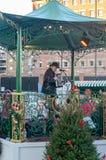 Viktorianischer Weihnachtsmarkt - Gloucester-Kais 26 Stockbilder