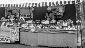 Viktorianischer Weihnachtsmarkt - Gloucester-Kais 11 Lizenzfreies Stockfoto