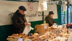 Viktorianischer Weihnachtsmarkt - Gloucester-Kais 29 Lizenzfreie Stockbilder