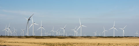 Windpark stockbild