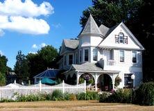 Viktorianisches Art-Haus Lizenzfreies Stockbild