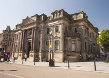Viktorianisches Bankgebäude Lizenzfreies Stockfoto