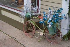 Viktorianisches Blumen Stockbild