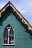 Viktorianisches Fenster Stockbilder