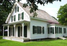 Viktorianisches Haus Lizenzfreies Stockbild