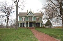 Viktorianisches Haus Lizenzfreie Stockfotos