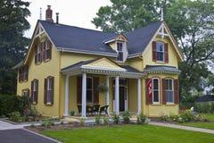 Viktorianisches Haus Lizenzfreie Stockbilder